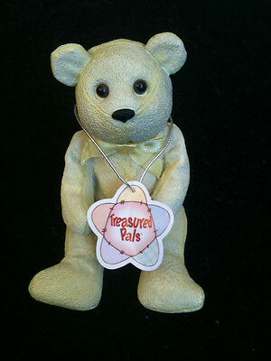 Treasured Pals Limited Edition Collectibles Buttercup the Bear