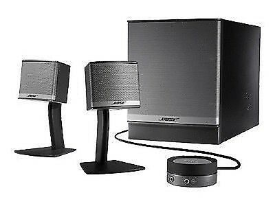 bose companion 3 series ii lautsprecher system eur 155 00 picclick de. Black Bedroom Furniture Sets. Home Design Ideas