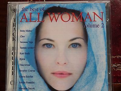 The Best Of All Woman Volume 2 (2 Cds)