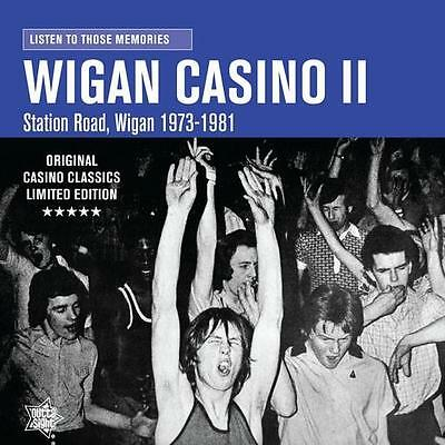 WIGAN CASINO 2 Various Artists NEW & SEALED NORTHERN SOUL LP VINYL (OUTTA SIGHT)