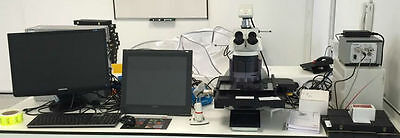 Leica LMD 6500 Microscope Excellent condition. With associated computer system