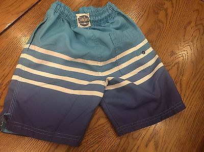NEXT Blue swim shorts age 6 years excellent condition