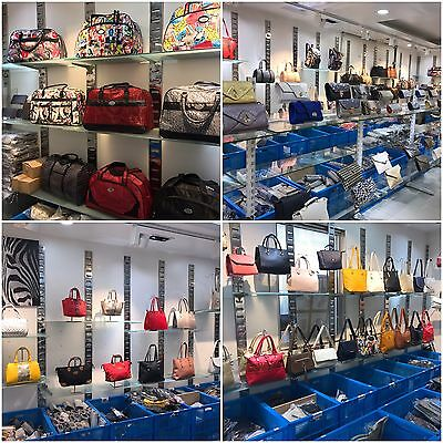 Wholesale Job lot Ladies Handbags Shoulder Bags Evening/Party Bags Mix Styles