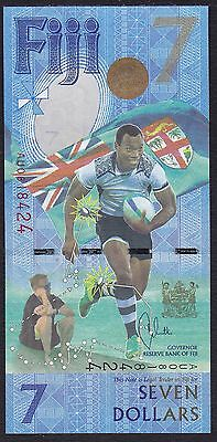 P# New    FIJI  $7    2015 (2017) * Rugby Commemorative   >100% CRISP & UNC