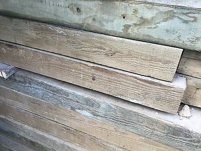 "Reclaimed Timber Joists 9"" x 3""  20ft length"