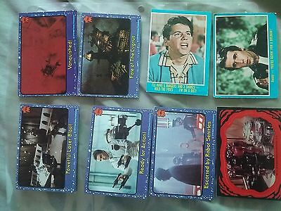 Vintage 1976 O-pee-chee Walt Disney and Happy Days trading card lot