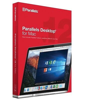 Parallels Desktop 12 Business Edition *LIMITED QUANTITY*