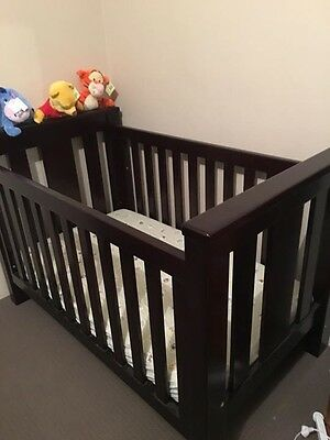 Brand New Cot And Mattress