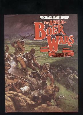 THE ANGLO BOER WARS by Barthorp 1988