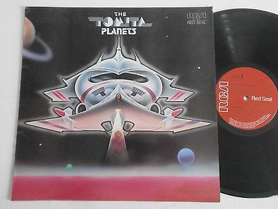 Tomita - The Planets. 1976 UK RCA Red Seal LP Ex!