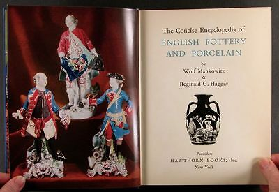 Encyclopedia of Antique British Ceramics Pottery Porcelain Makers, Marks &+