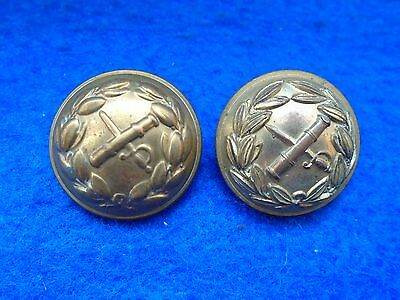 Victorian & Wwi British Army General Officers 25Mm Tunic/coatee Buttons, Jennens