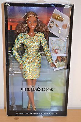 2017 Black Label The Barbie Look DAZZLING DATE Barbie - Brand New Release