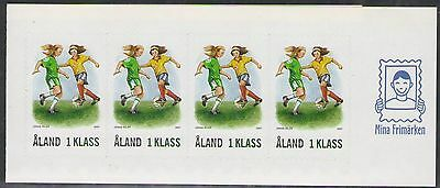 Lot 0703 - Aland Island (Åland) - 2007 MUH/MNH My Stamps Booklet