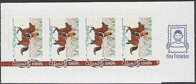 Lot 0704 - Aland Island (Åland) - 2008 MUH/MNH My Stamps Booklet