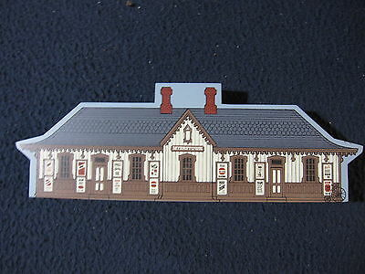 Myerstown, PA Railroad Station - Wooden