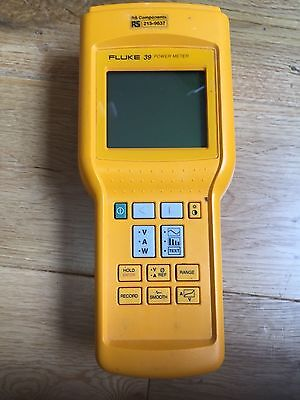 Fluke 39 Harmonics & Power Quality Analyser