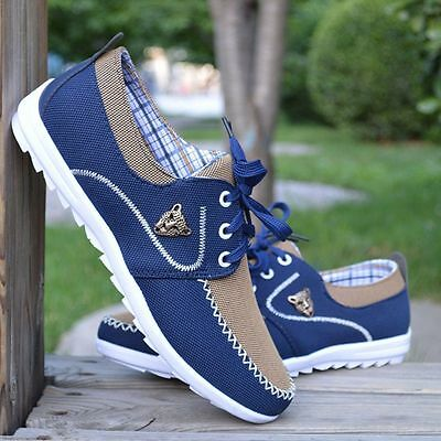 Hot Men's sports shoes Fashion Breathable Casual Athletic Sneakers running Shoes