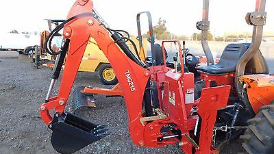 BRAND NEW 2017 GENTEC Tractor and Skid Steer Backhoe Attachment