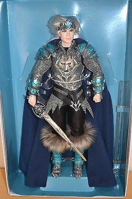 2017 Gold Label Faraway Forest KING OF THE CRYSTAL CAVE KEN Barbie NEW W/SHIPPER
