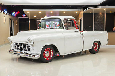 1955 Chevrolet Other Pickups  Custom Cameo, Restomod! GM LS2 6.0L V8, 4L70E Automatic, Vintage A/C & More!