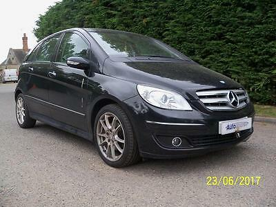 2006 Mercedes B200 CDI SE Salvage Category D 056277