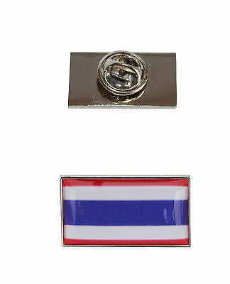 Thailand Flag Tie Pin with free organza pouch