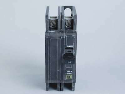Square D 2-Pole, 20A Circuit Breaker QOU220