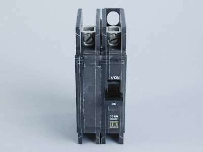 Square D 2-Pole, 30A Circuit Breaker QOU230
