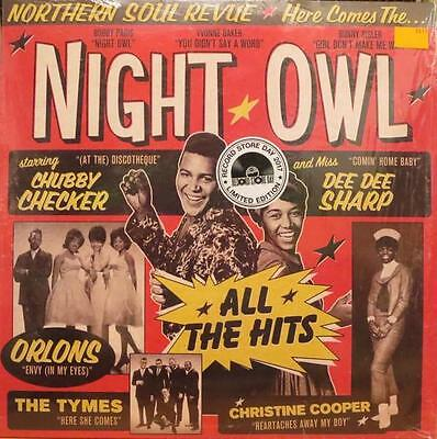 Here Comes The Night Owl New & Sealed Northern Soul  Lp Rsd 2017 Cameo Parkway