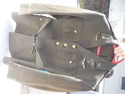 WW2 USAAF 8th Air force One Star General Officers pilots Tunic Size 38