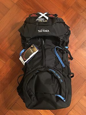 ZAINO BACKPACK HIKING TATONKA KINGS PEAK 45 Nero
