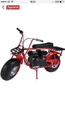 Supreme Mini Bike