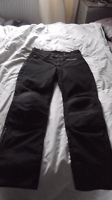 Hein Gericke Airstream Motorcycle Trousers Size M