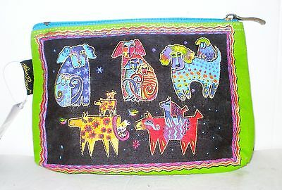 New Laurel Burch Bag Beautiful Dogs Design