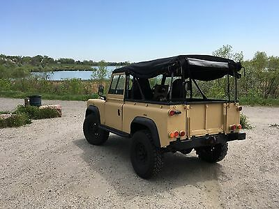 1986 Land Rover Defender SOFT TOP 90 PRICE DROP
