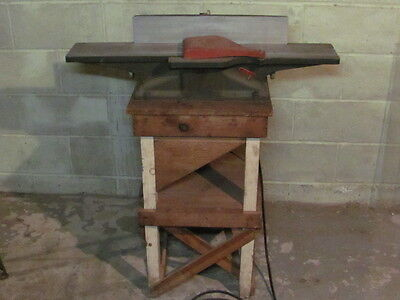 Vintage 6 inch Shopmaster Jointer