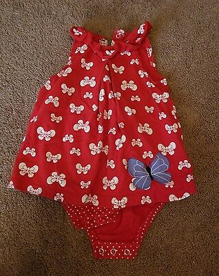 Carter's baby girl one piece 18 months