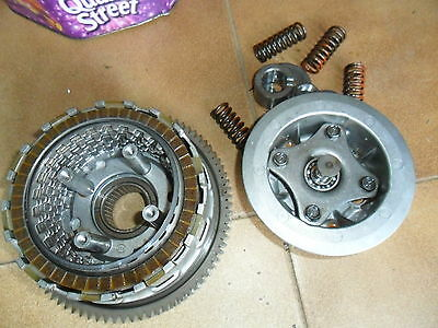 Honda 600 Hornet CB600F 1998 complete clutch assembly clutch plates
