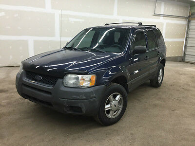 2004 Ford Escape 4 Door SUV 2004 Ford Escape XLS,4X4,V6,Cd,Great SUV,Great Running SUV,No Reserve!!!