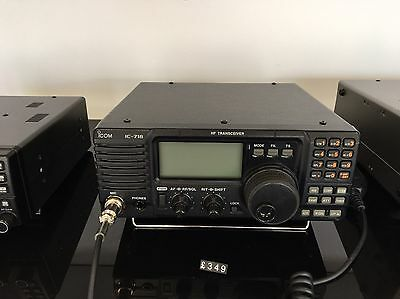 ICOM IC-718 HF Transceiver