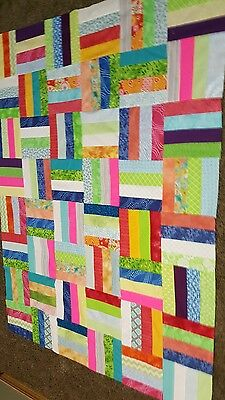 Handmade  Quilt Top  Approx. 64X 48 In.(Unfin)