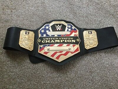 Wwe United States Champion Kids Replica Wrestling Belt