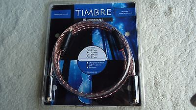 Kimber Kable Timbre RCA 1M. Russ Andrews interconnect WBT- 0114 Hige-End cables