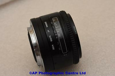 Sony Alpha fit AF 24mm F2.8 Prime Super Wide Macro Lens