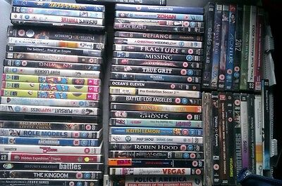 Dvd job lot Can boot lot