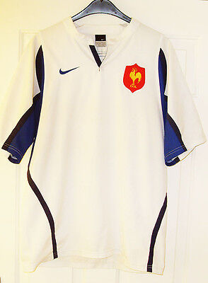 France Rugby Union Shirt