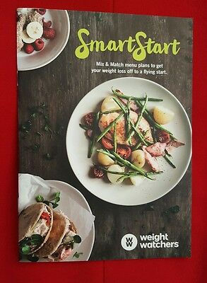 Weight Watchers Smart Start Booklet  (2017 Smart Points)