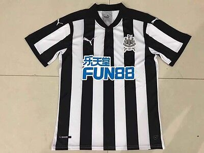 Newcastle United 17/18 Football Shirt Large 2017/2018.