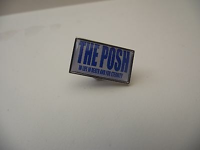 Peterborough United The Posh In Life In Death And For Eternity badge (2)
